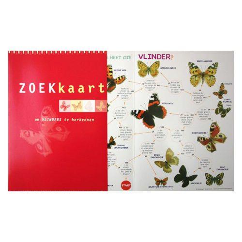 Zoekkaart - Vlinders