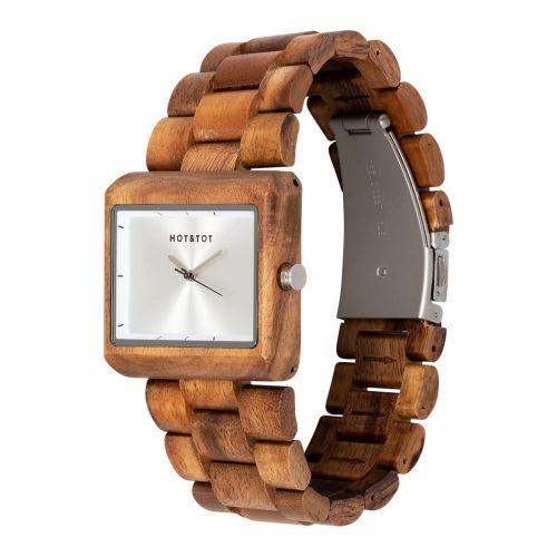 HOT&TOT Houten horloge Horizon