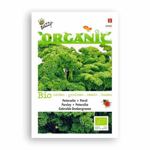Buzzy® Organic Peterselie Gekrulde  (BIO)