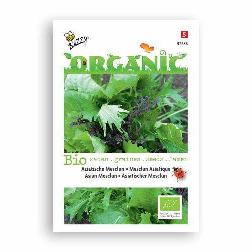 Buzzy® Organic Mesclun Aziatisch (BIO)