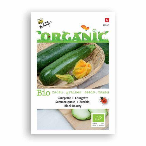 Buzzy® Organic Courgette Black Beauty  (BIO)