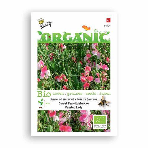 Buzzy® Organic Lathyrus od. Painted Lady (BIO)