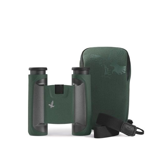 Swarovski CL Pocket 10x25 groen met Wild Nature accessoire pakket