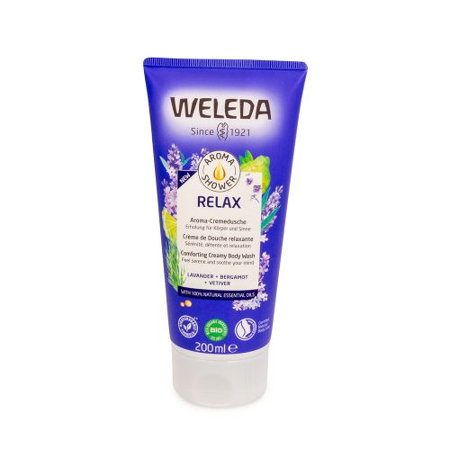 Weleda Relax Body wash