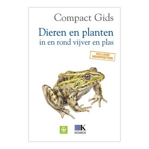 Compactgids Dieren en planten in en rond vijver en plas