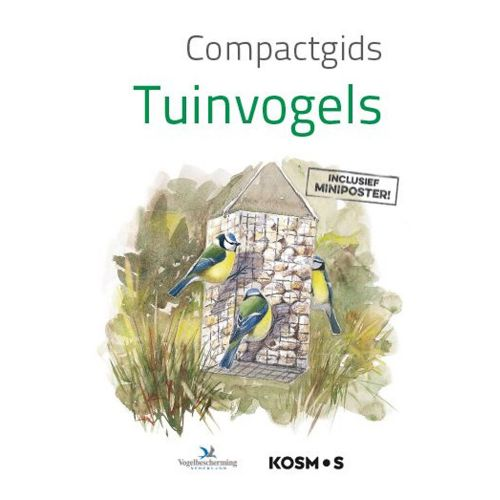 Compact gids Tuinvogels