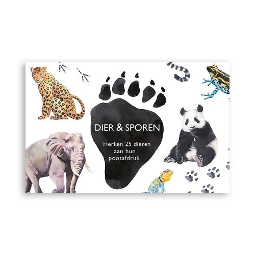 Dier & Sporen - kaartspel