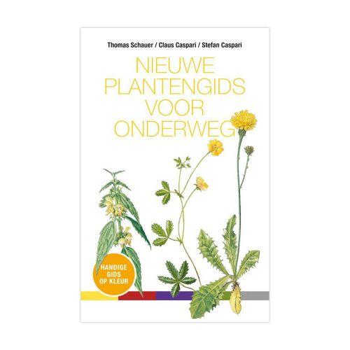 Nieuwe plantengids voor onderweg