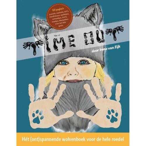 Time out, hét (ont)spannende wolvenboek voor de hele roedel