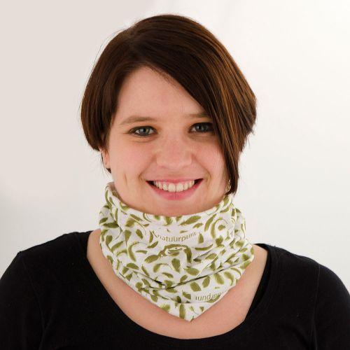 Buff Original shawl 'Natuurpunt' - Design 2