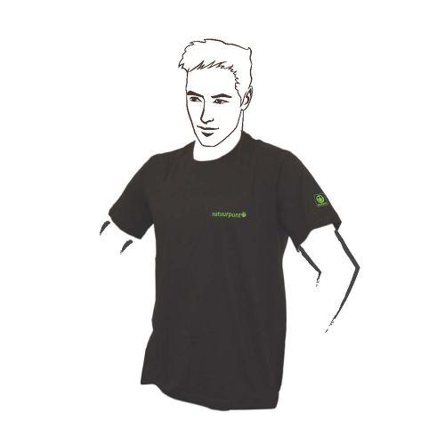 Natuurpunt T-shirt Black Heren