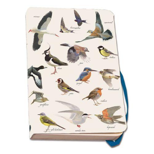 Notitieboekje Vogels
