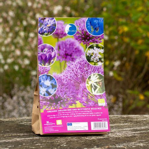 Biologische Bollenmix Bijen & Vlinders De Luxe - 35 stuks