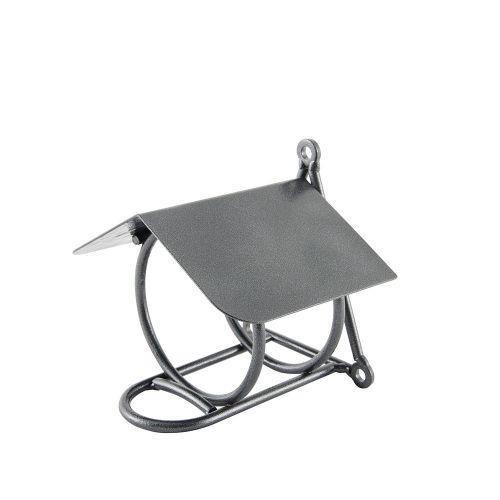 Metalen pindakaaspothouder Wicklow