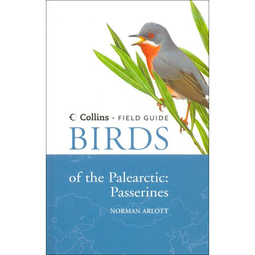 Collins Field Guide Birds of the Paleartic Passerines