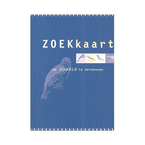 Zoekkaart - Vogels