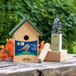 Ledenactie voordeel vogelpakket