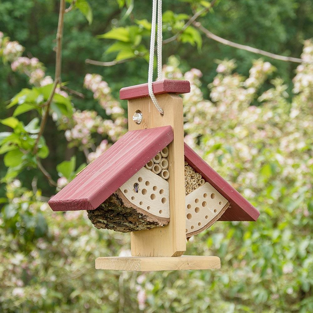 Hangende bijenkast