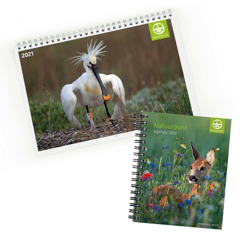 Agenda & kalender voordeelpakket