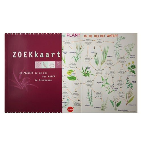Zoekkaart - Waterplanten