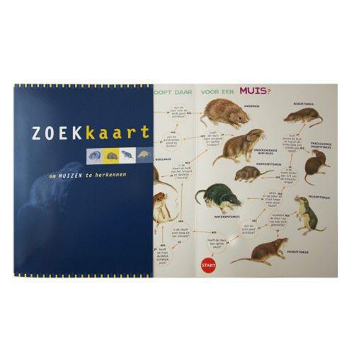 Zoekkaart - Muizen