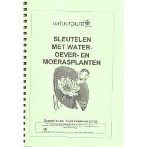 Sleutelen met water-oever-en moerasplanten