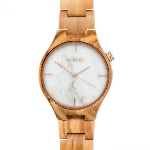 Houten horloge Tayga