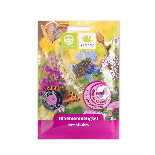Natuurpunt – Natagora Bloemenmengsel voor Vlinders 5 gram