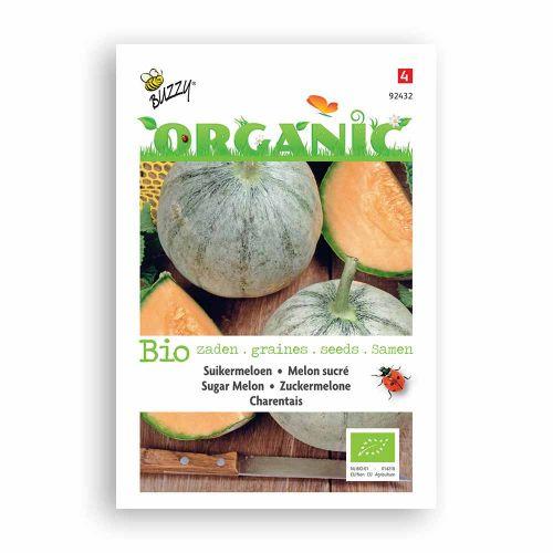 Buzzy® Organic Meloenen Charentais  (BIO)
