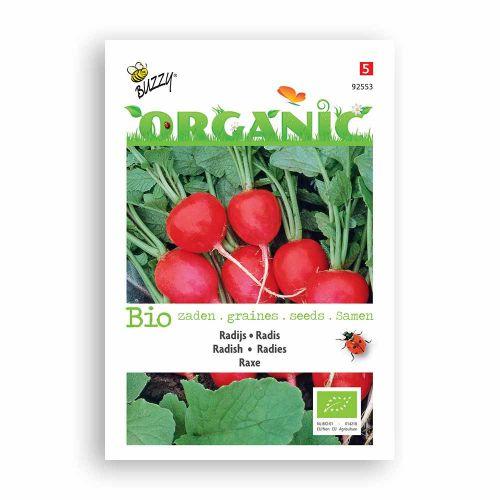Buzzy® Organic Radijs Raxe  (BIO)