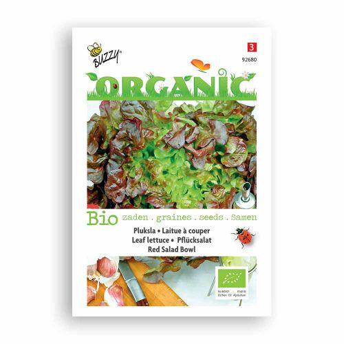 Buzzy® Organic Pluksla Red Salad Bowl  (BIO)
