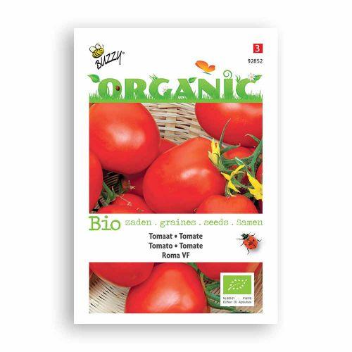 Buzzy® Organic Tomaten Roma VF (BIO)