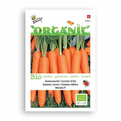 Buzzy® Organic Zomerwortel Merida F1 (BIO)