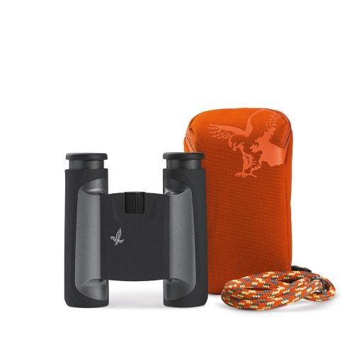Swarovski CL Pocket 8x25 antraciet met Wild Nature accessoire pakket