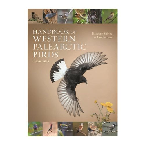 Handbook of Western Palearctic Birds: Passerines (2-Volume Set)