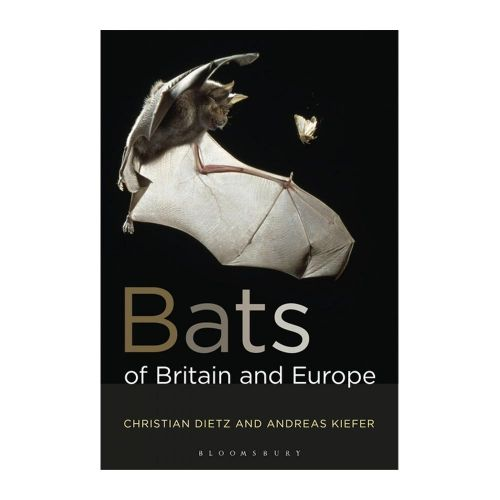 Bats of Britain and Europe 2ed