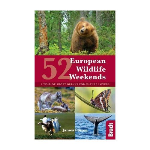 52 European Wildlife Weekends: A Year of Short Breaks for Nature Lovers