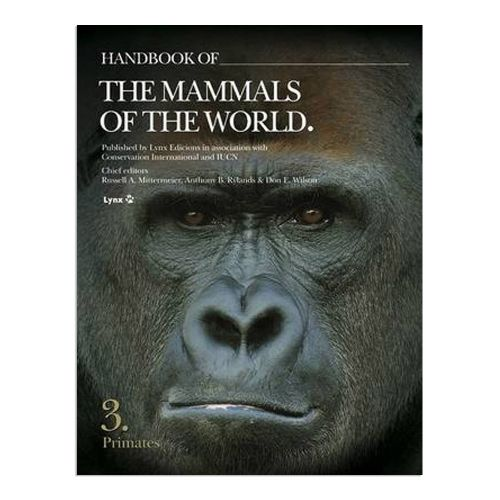 Handbook of the Mammals of the World - Volume 3: Primates