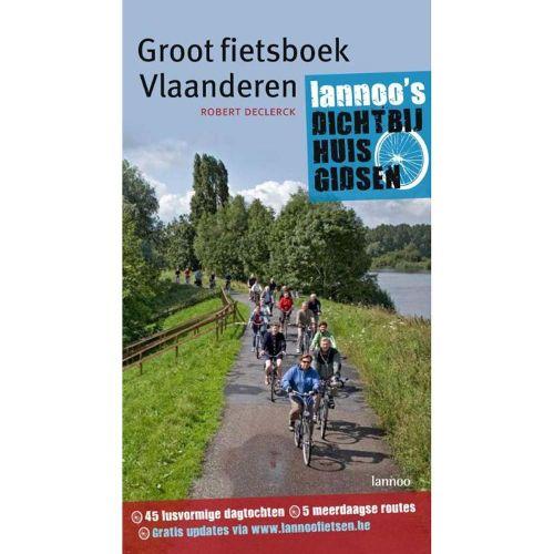 Groot fietsboek Vlaanderen