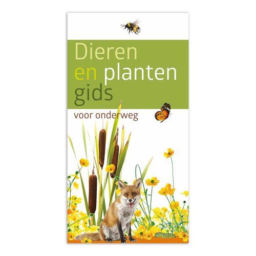 Dieren en Plantengids voor onderweg