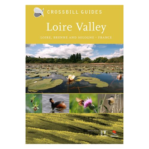 Crossbill Guide Loire Valley