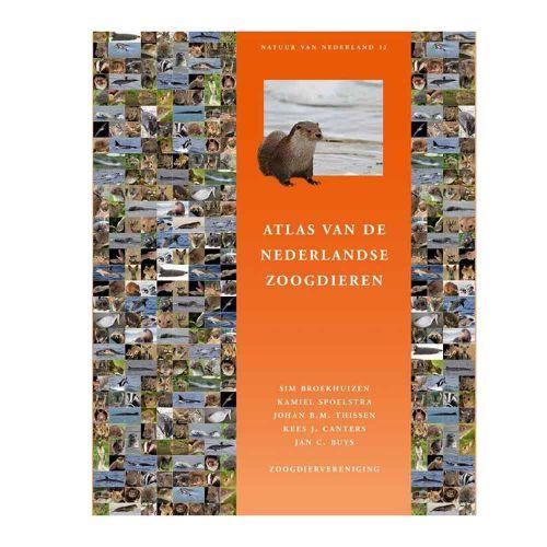 Atlas van de Nederlandse zoogdieren