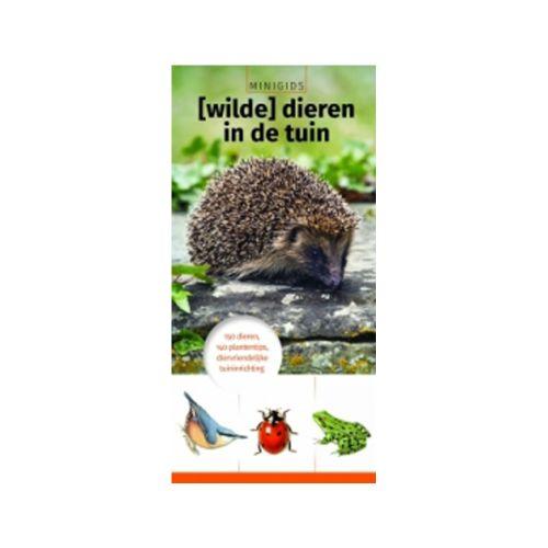 Minigids wilde dieren in de tuin