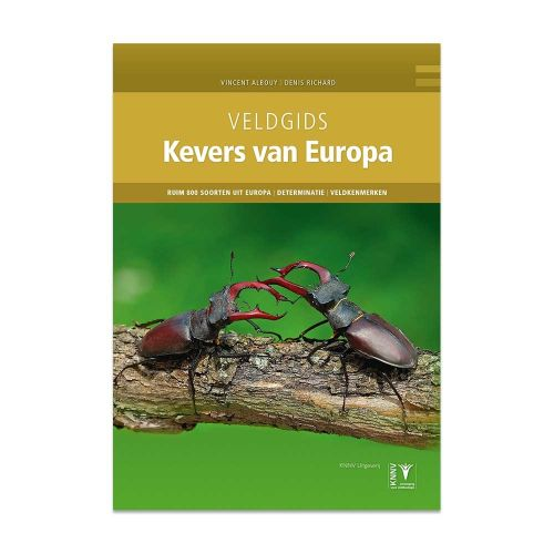 Veldgids Kevers van Europa