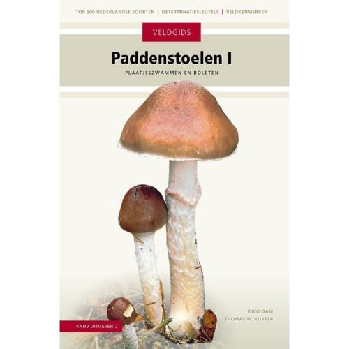 Veldgids paddenstoelen I
