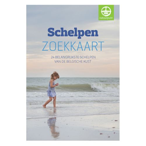 Zoekkaart - Schelpen