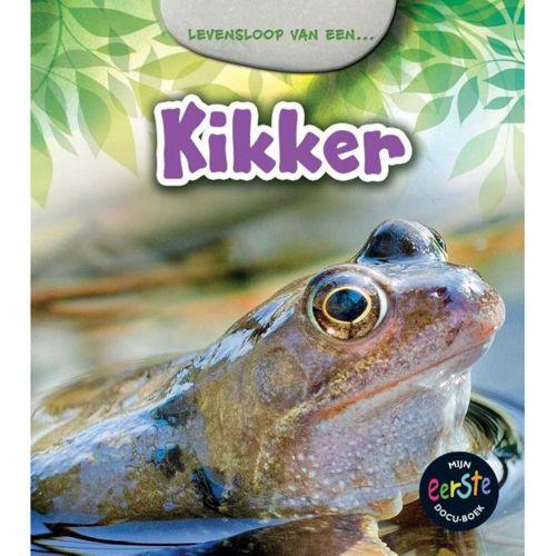 Levensloop van een Kikker - Mijn eerste docu-boek