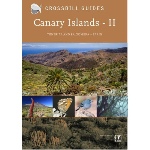 Canary Island 2 - Tenerife and La Gomera Spain - Crossbill Guides