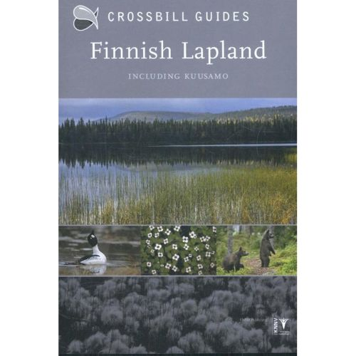 Crossbill Guide Finnish Lapland