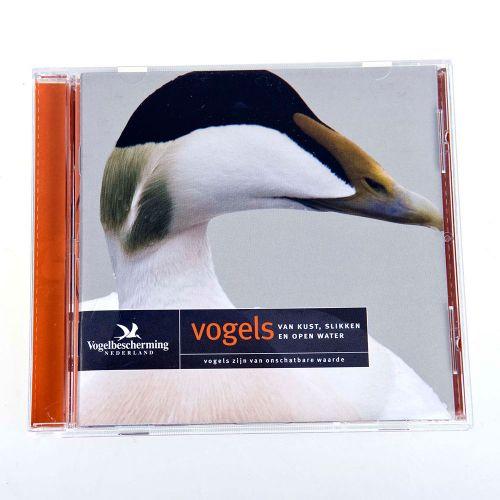 CD Vogels van kust, slikken en open water
